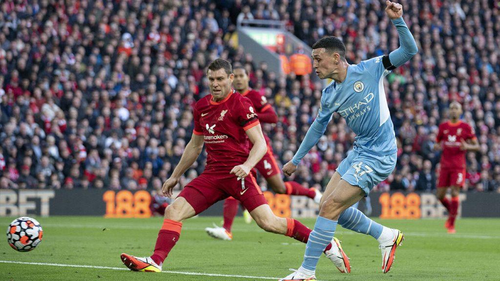 Liverpool ile Manchester City berabere kaldı