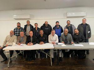 TTFF'nin aylık toplantısı yapıldı