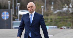 Sağlık Bakanı Javid: Covid-19 vakaları kışın günde 100 bini geçebilir