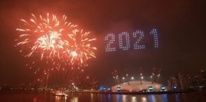 New Year's Eve firework display in London cancelled