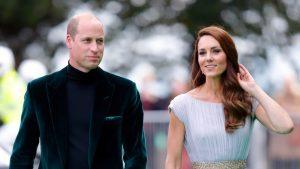 Prens William çevre projeleri ödüllerini Londra'da verdi