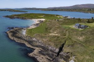 Kıbrıslı işadamı İrlanda'da ada satın aldı