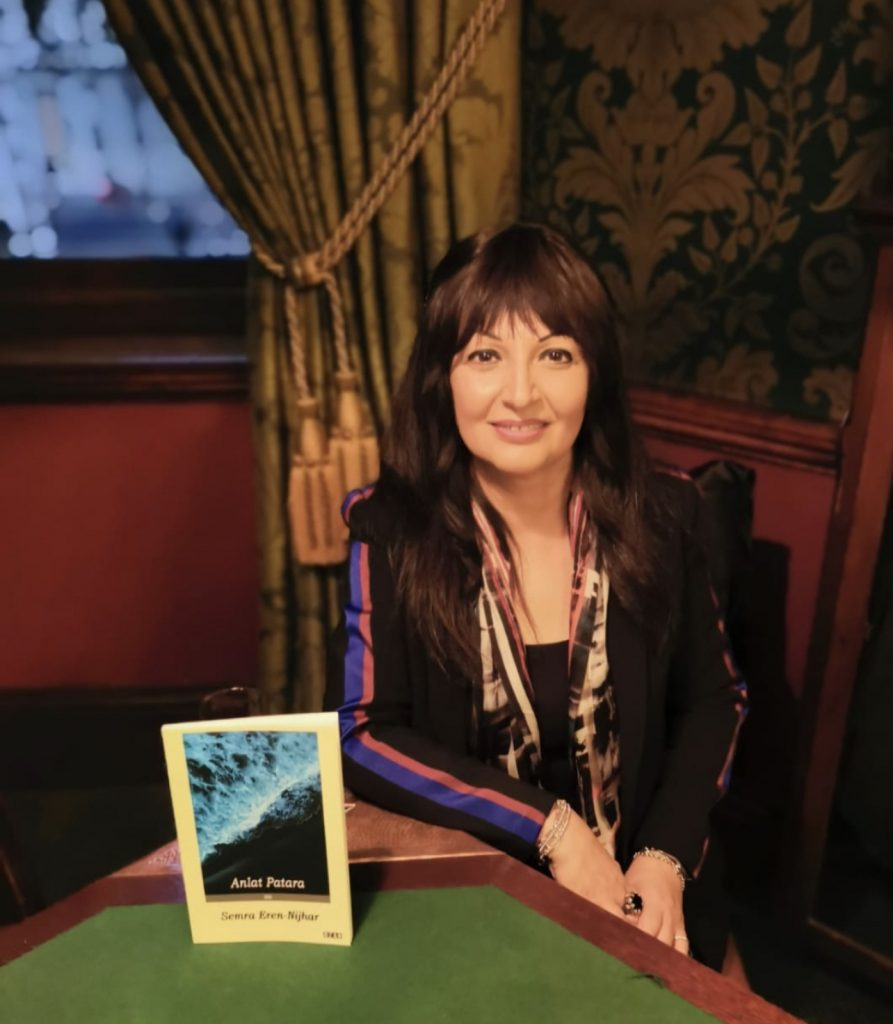 Semra Eren-Nijhar published a new book