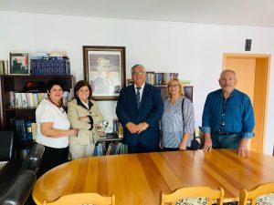 ADDP Başkanı Jale Özer, Almanya'da temaslarda bulundu