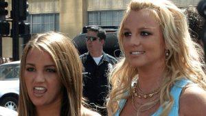 Britney Spears'tan kız kardeşine gönderme