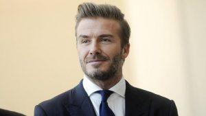David Beckham 2022 FIFA Dünya Kupası'nın yüzü olacak