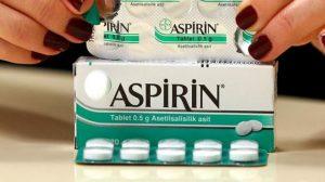 ABD'den 'Aspirin' ile ilgili önemli açıklama