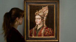Hürrem Sultan'ın portresi İngiltere'de satıldı