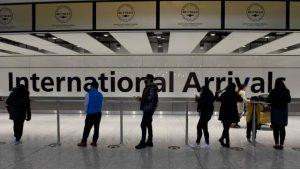 İngiltere'den yeni uygulama: Tam aşılı yolcuları alacak
