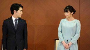 Japonya Prensesi Mako halktan biriyle evlendi, kraliyet statüsünü kaybetti