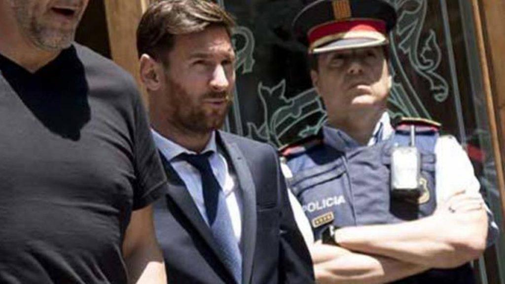 Lionel Messi'nin kaldığı oteli soyguncular bastı
