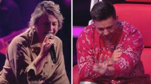 Türk kız performansıyla O Ses Almanya'ya damga vurdu