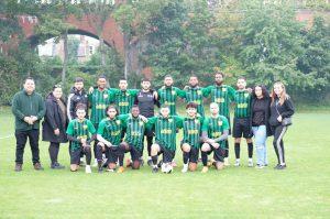 Mehmetçik FC'den galibiyeti getiren geri dönüş